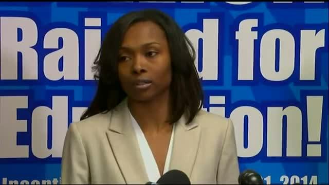 NC Woman Claims Record Powerball Jackpot