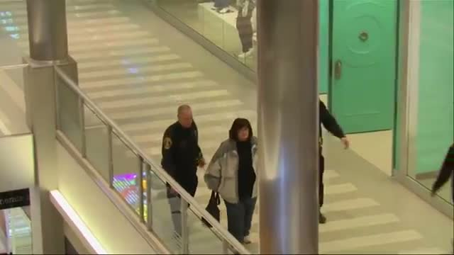 Heightened Mall Security After Vague Threats