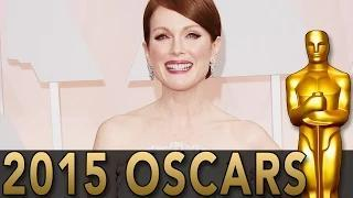 Oscars 2015: Julianne Moore Disappoints on Red Carpet