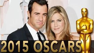 Oscars 2015: Jennifer Aniston Glams Up Her Usual Look
