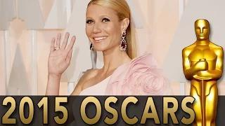 Oscars 2015: Gwyneth Paltrow's New Bad Take on an Old Oscars Look