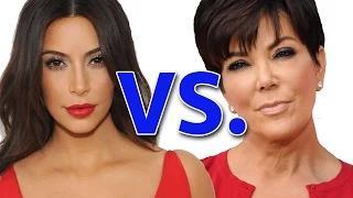 KUWTK Script Leak! Kim Kardashian & Kris Jenner's Huge Fight