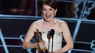 Julianne Moore's 2015 Best Actress Oscars Win