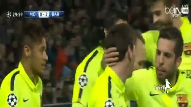 Barcelona vs Manchester City 2:1 All Goals