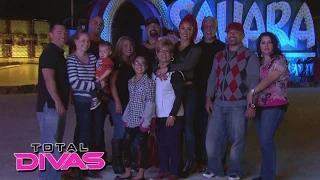 Eva Marie visits the neon museum: WWE Total Divas Bonus Clip, February 22, 2015
