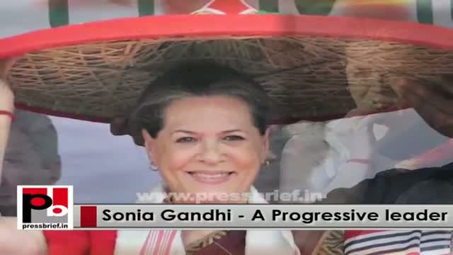 Serving the nation is utmost important for Congress President Sonia Gandhi