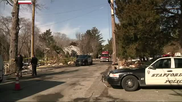 Neighbors Assess Damage After NJ House Explosion