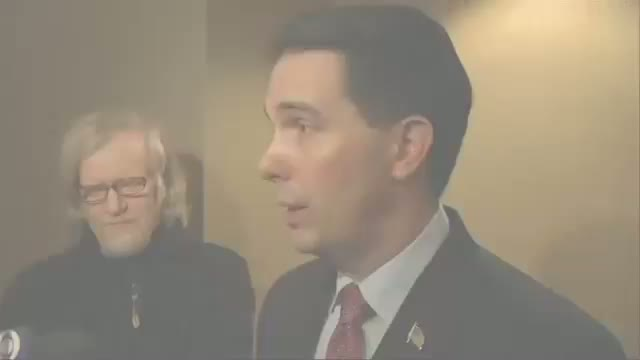 Walker: Right-to-work Timing Right in Wisconsin