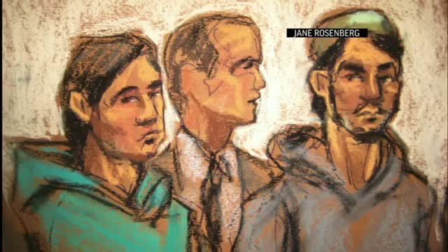 NY Employer: Man Accused in Plot About to Quit