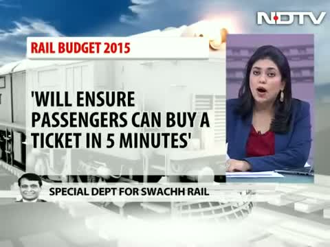Rail Budget 2015: No increase in passenger fares, says Suresh Prabhu
