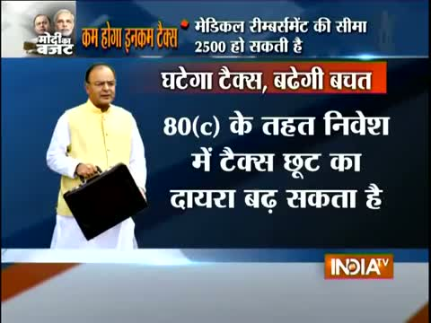 Union Budget 2015: Income Tax Exemption Limit to Be Raised