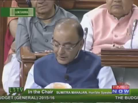 Budget 2015: To curb black money a 'Benami transaction prohibition bill' will be introduced