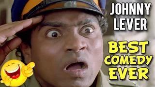 Johnny Lever Best Comedy Scene Ever - A Funny Police Officer Scene - Wajood