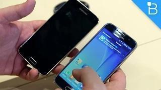 Samsung Galaxy S6 vs Galaxy S5 - Comparision Video