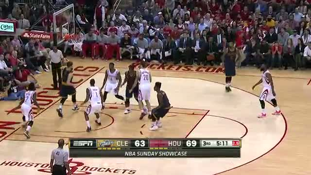 NBA: James Harden Duels to Overtime Finish with LeBron James