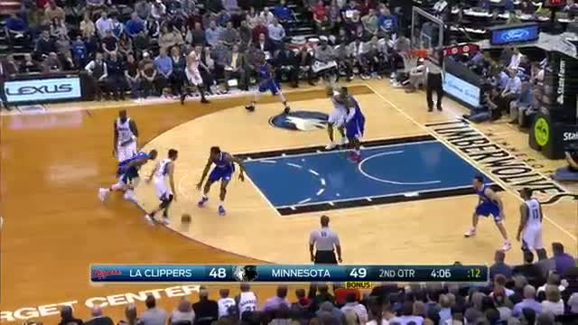 NBA: Battle of the Guards: Ricky Rubio and Chris Paul Go Head to Head