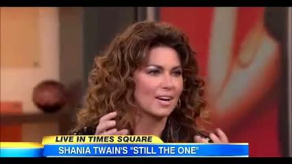 Shania Twain Announces New World Tour