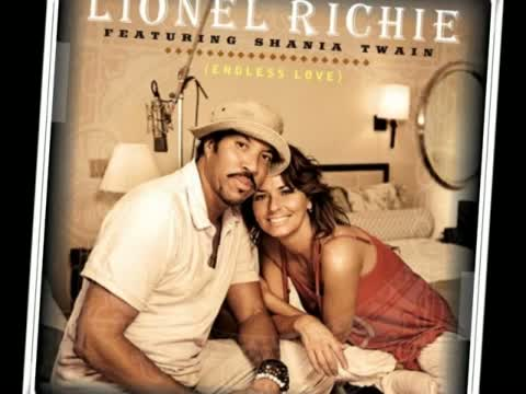 Lionel Richie ft. Shania Twain - Endless Love (Official)