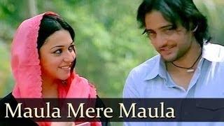 Maula Mere Maula Song - Anwar (2007) - RoopKumar Rathod