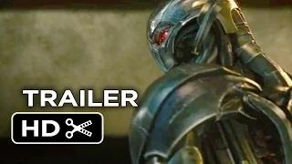 Avengers: Age of Ultron Official Trailer #3 (2015 ) - Avengers Sequel Movie HD - Hollywood Trailer