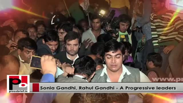 Congress will come back strongly under Sonia Gandhi and Rahul Gandhi