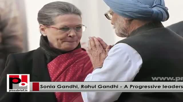Congress will be further strengthened with the leadership of Sonia Gandhi and Rahul Gandhi