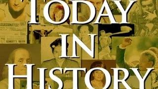 Today in History for March 9th Video