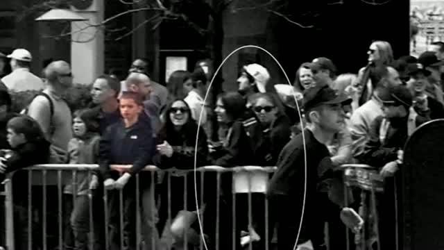 FBI Releases Video From Before Boston Bombings