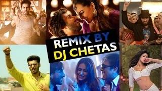 Bollywood Dance Songs - Remix by DJ Chetas | G Phaad Ke, Ram Chahe Leela, Gandi Baat, Jee Karda