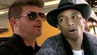 Robin Thicke & Pharrell $7.3 Million Lawsuit -- 'Blurred Lines' Ruled a Rip-Off