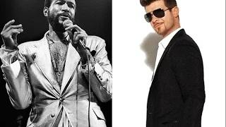 'Blurred Lines' jury finds for Marvin Gaye - Marvin Gaye Family Awarded $7.3 million