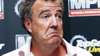 BBC suspends Jeremy Clarkson from Top Gear after 'fracas'