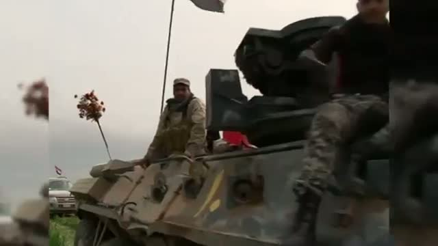 Iraq Takes Back IS Stronghold, US Weighs Role