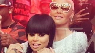 Amber Rose & Blac Chyna Drop $10K at Ace of Diamonds Strip Club