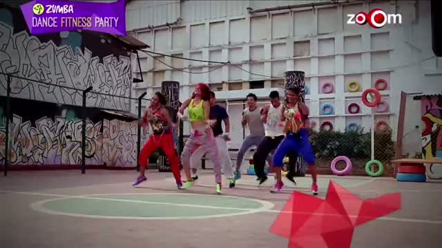 Watch Zoom Zumba Dance Fitness Party Video Song Mash Up