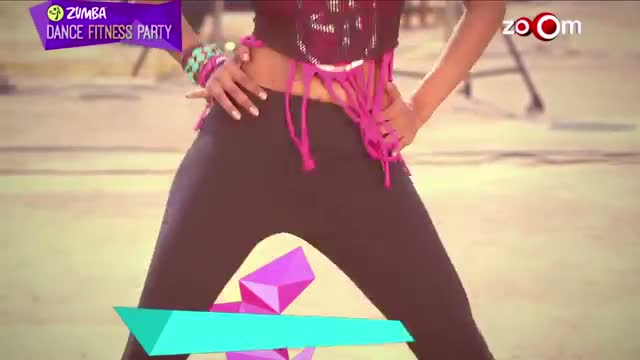 Zumba Dance Fitness Party - Episode No. 3