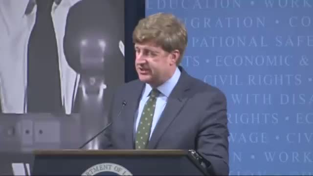 Late Sen. Kennedy on Labor Dept.'s Hall of Honor