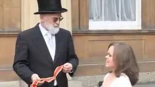 Sir Terry Pratchett dies aged 66