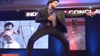 Ranveer Singh Performs On 'Chumma Chumma De De' Song