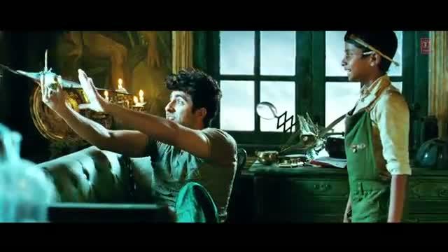 Daak Ticket (FULL VIDEO Song) - Ayushmann Khurrana | Hawaizaada | Mohit Chauhan, Javed Bashir
