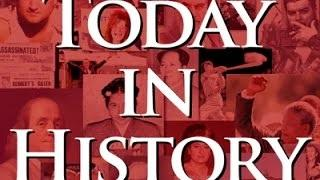 Today in History for March 17th Video