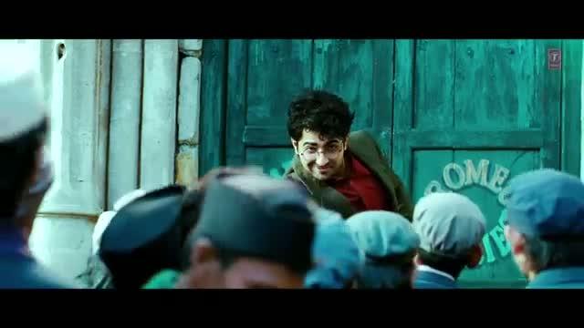 Turram Khan (FULL VIDEO Song) - Ayushmann Khurrana, Papon, Monali Thakur | Hawaizaada