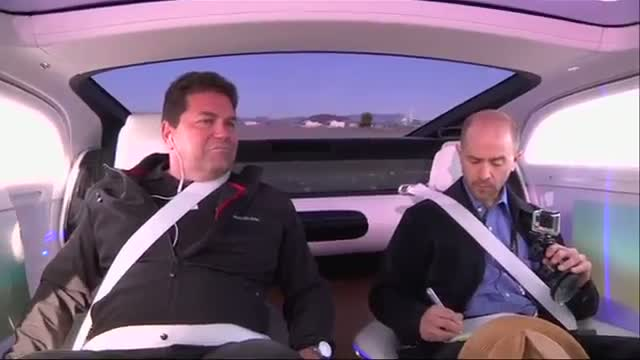 Mercedes-Benz Showcases Driverless Car