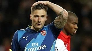 AS Monaco vs Arsenal 0-2 All Goals and Highlights UEFA Champions League 17.03.2015