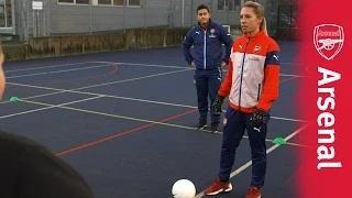 Arsenal Ladies: A day in the life of Jordan Nobbs