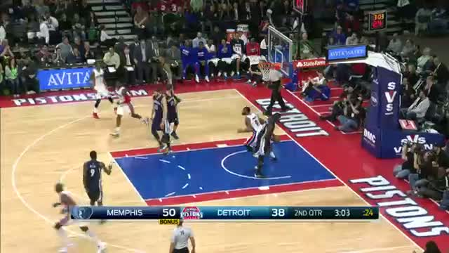 Top 5 NBA Plays: March 17th Video