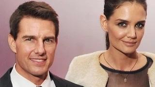 Katie Holmes & Tom Cruise Aren't Speaking