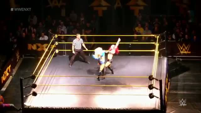 NXT debuts in Cleveland: WWE NXT, March 18, 2015