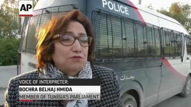 Islamic State Claims Responsibility for Tunisia