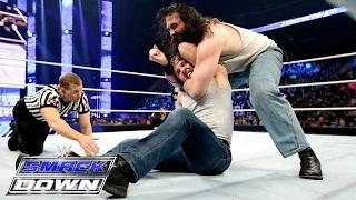 Intercontinental Contender Gauntlet Match - Part 2: WWE SmackDown, March 19, 2015